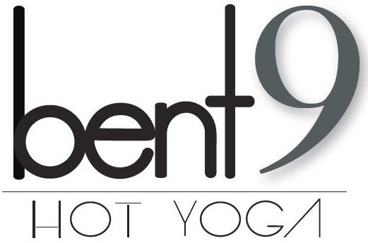 bent9 Hot Yoga logo