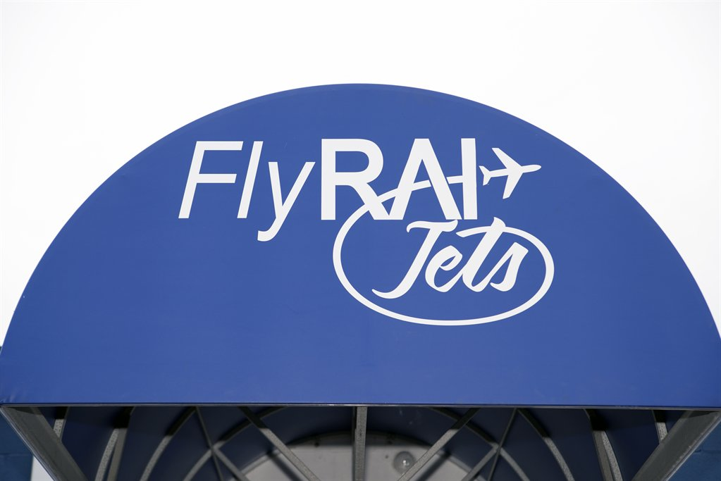 Fly RAI Jets Logo