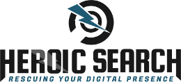 Heroic Search Logo