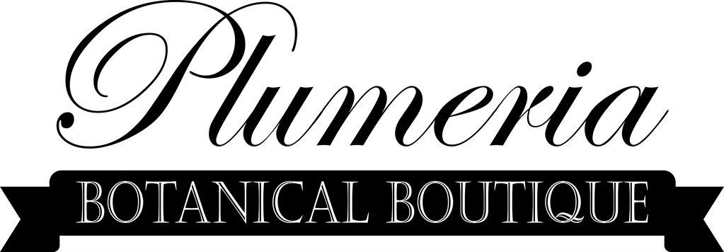 Plumeria Botanical Boutique Logo