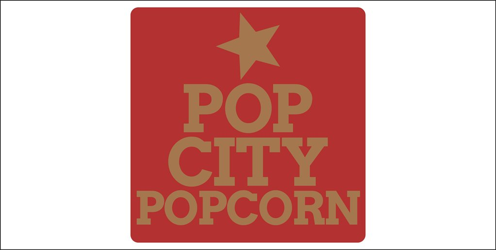 pop city popcorn logo